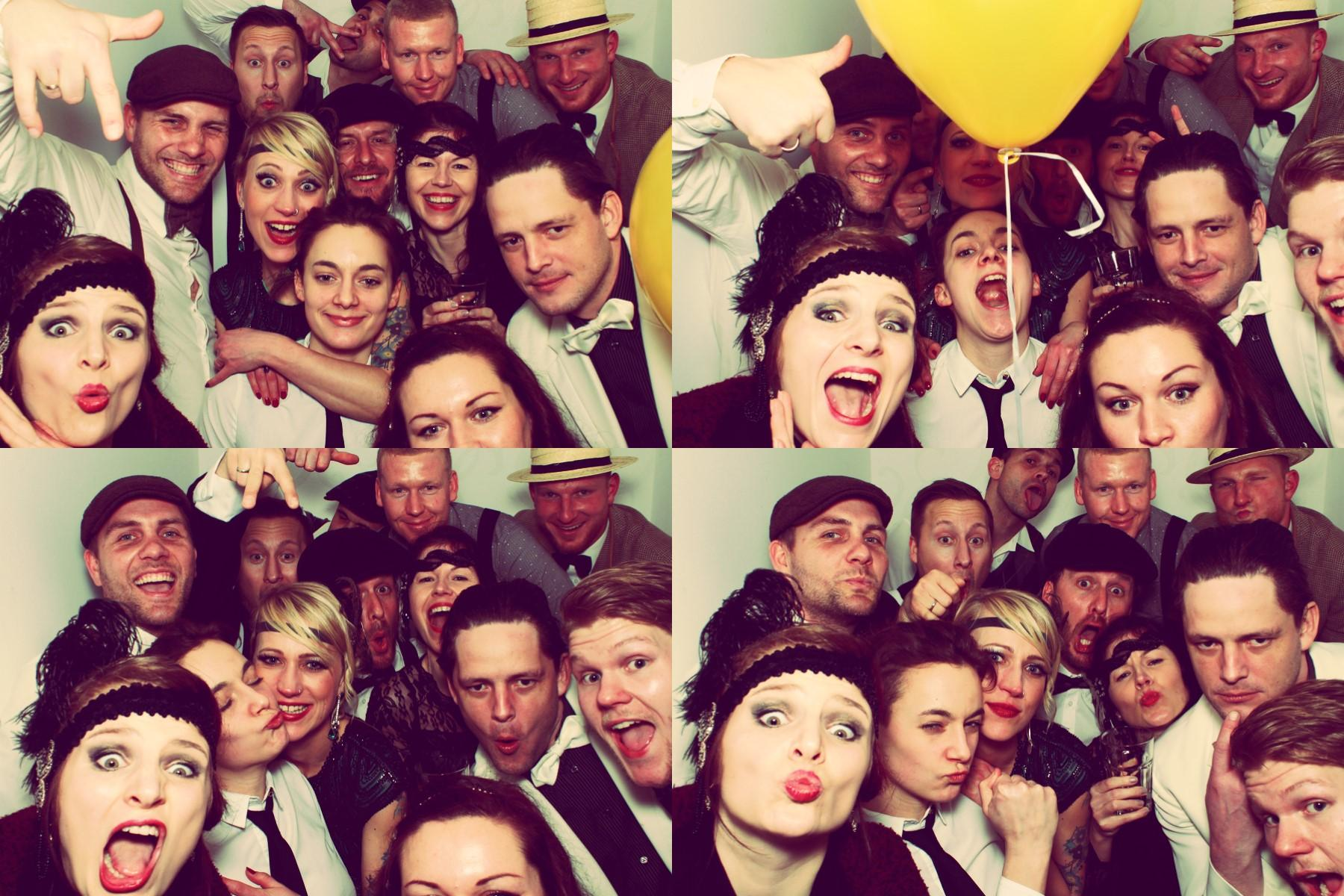 Fotobox Partyfoto