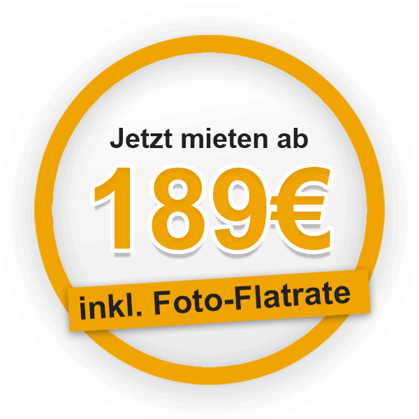 Fotobox-Vermietung Kosten
